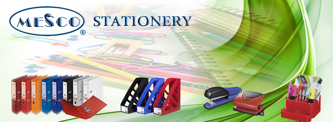 STATIONERY BANNER